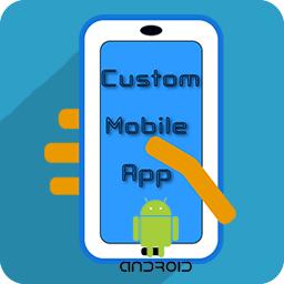 Custom Android mobile app