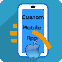Custom Apple mobile app