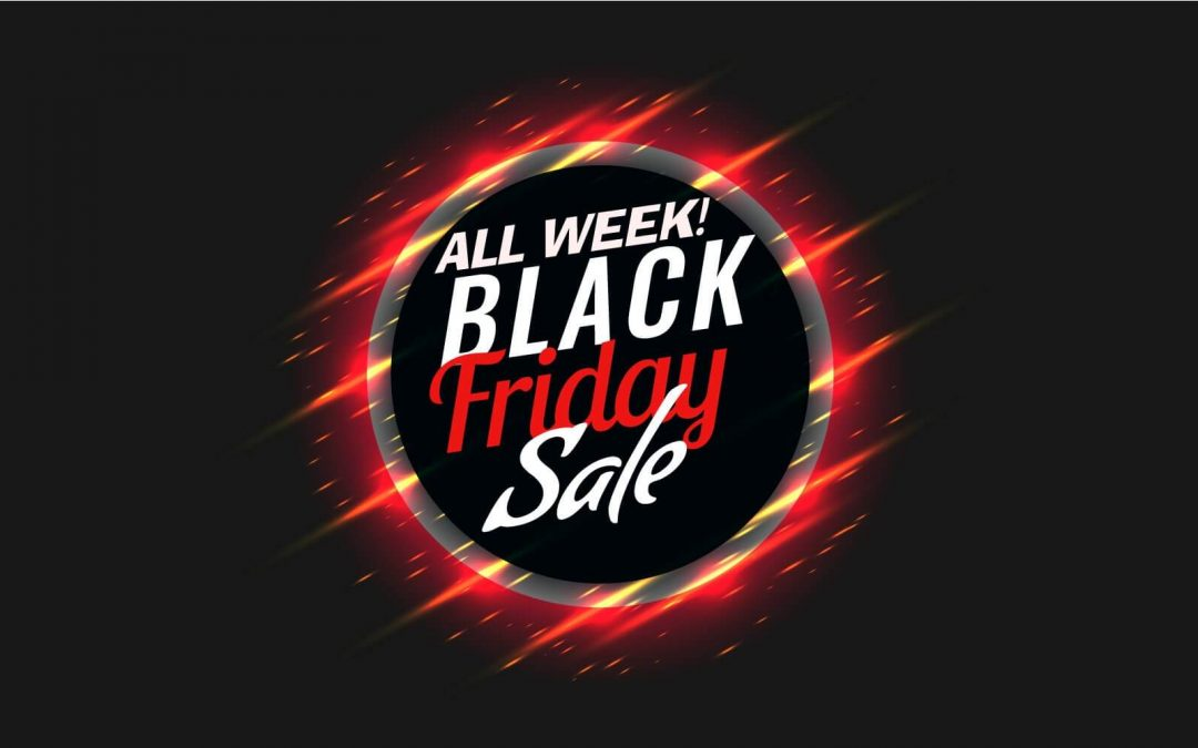 Black Friday Sale Extended All Week